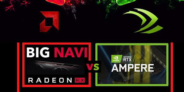 AMD Radeon RX 6000 Vs Nvidia RTX 3000