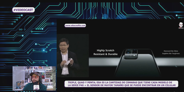 #Análisis Huawei P40 – Galaxy Z Flip – Valorant – Unreal