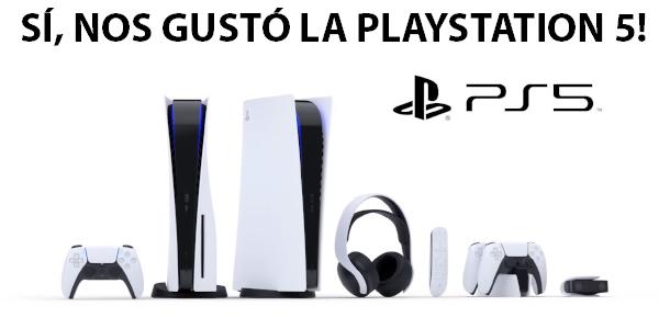 #Análisis PlayStation 5, nos gustó!