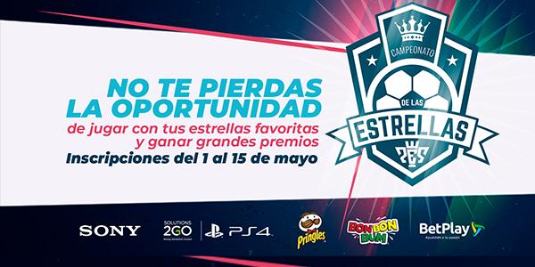 #E-Sports Campeonato de las Estrellas PES2020
