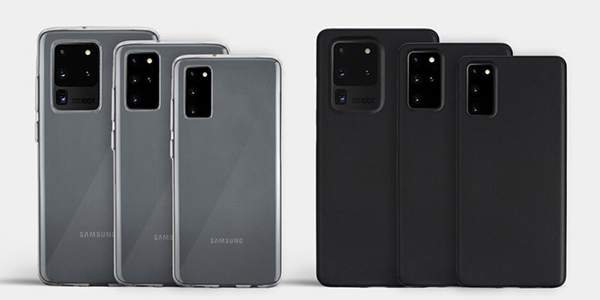 Los nuevos Samsung Galaxy S20