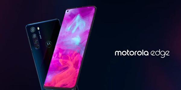Motorola Edge+ y su cámara de 108 megapixeles