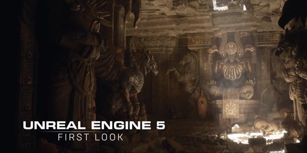 #Primervistazo al UNREAL Engine V