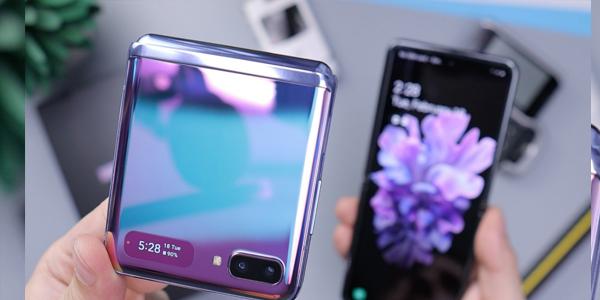 Samsung Galaxy Z Flip sale a la venta