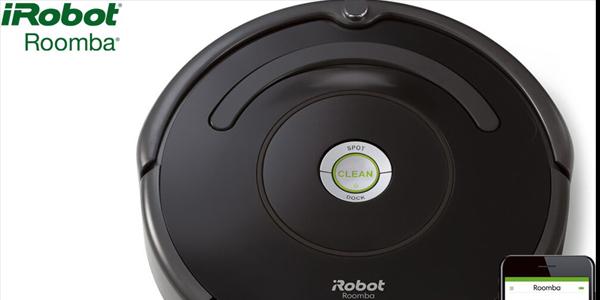 #VamosaEstrenar iRobot Roomba 675