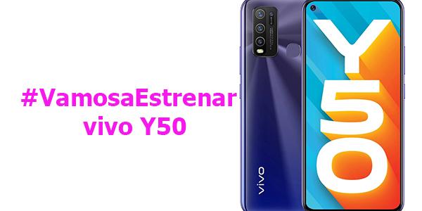 #VamosaEstrenar vivo Y50
