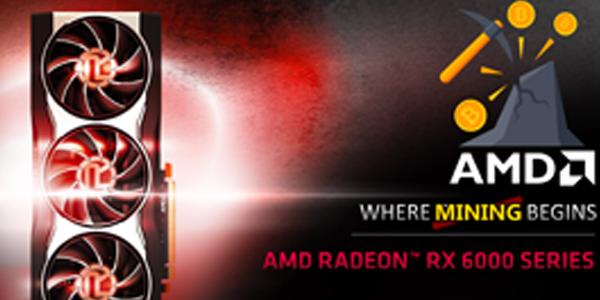 ¿Que tan buenas son las GPU de AMD para minar ETHEREUM?