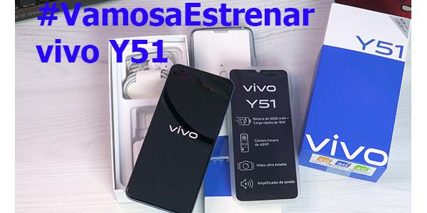 #VamosaEstrenar vivo Y51